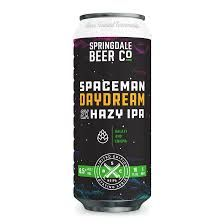 Springdale Beer Co. Spaceman Daydream / 4-pack cans