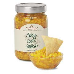 Stonewall Kitchen Spicy Corn Relish 16 oz