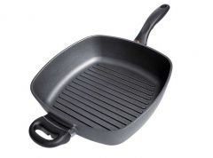 "Swiss Diamond 11"" Square Grill Pan"