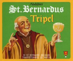 St. Bernardus Tripel - 4 Pack of 11.2 oz Bottles