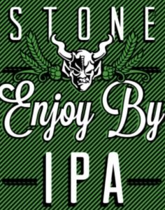 Stone Enjoy By IPA / 6-pack of cans