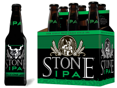 Stone IPA / 6-pack bottles