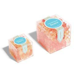 Sugarfina Champagne Bears Small Cube