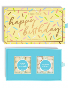 Sugarfina 2 Piece Birthday Bento Box