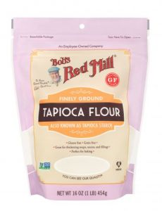 Bob's Red Mill Finely Ground Tapioca Flour 16 oz Bag