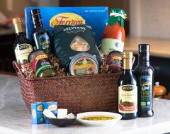 Taste of Italy Gift Basket (#210)
