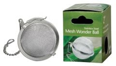 "Harold Imports Stainless Steel  2"" Mesh Tea Ball"