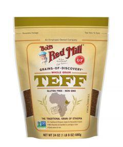 Bob's Red Mill Whole Grain Teff 24 oz Bag