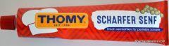 Thomy Scharfer Snef  Extra Hot Mustard