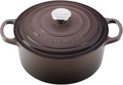 Le Creuset 3.5Qt Signature Round French Oven Truffle