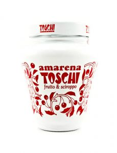 Toschi Amarena Cherries in Syrup 17.9 OZ
