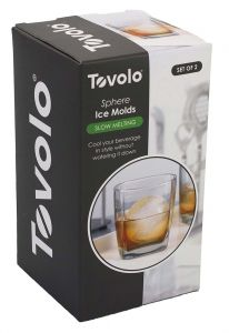 Tovolo Sphere Ice Molds Set/2