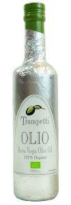 Trampetti Organic Extra Virgin Olive Oil 16.9 OZ