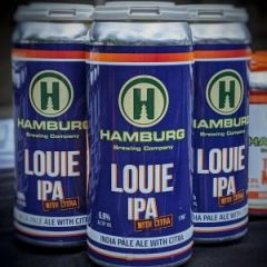 Hamburg Brewing Co. Louie IPA With Citra / 4-pack cans