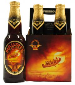 Unibroue Maudite / 4-pack bottles