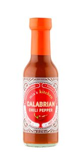 Mia's Kitchen Calabrian Pepper Hot Sauce 5 oz