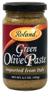 Roland Green Olive Paste