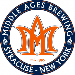 Middle Ages Strawberry Lemonade Gose - 4 Pack of 16 oz Cans