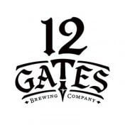 12 Gates Coffee Porter / 6-pack cans