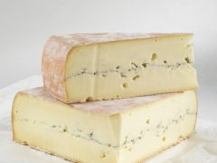 French Morbier 1/2 lb. Wedge
