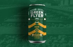 West Shore Green Flyer / 4-pack cans