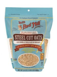 Bob's Red Mill Steel Cut Oats 24 oz Bag