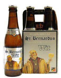 St Bernardus Witbier / 4-pack bottles