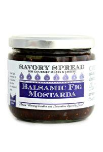 Wozz! Balsamic Fig Mostarda Spread